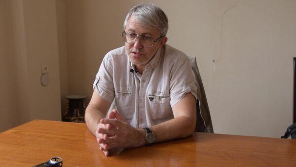 Ученый из Москвы прочел лекции абхазским аспирантам - Sputnik Абхазия