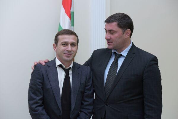 Руслан Аджинджал. - Sputnik Абхазия