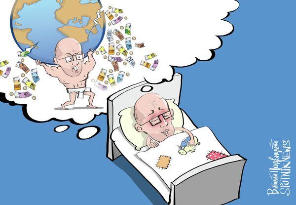 карикатура - Sputnik Абхазия
