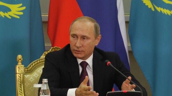 Президент России прокоментировал отказ США от ведения прямого диалога - Sputnik Абхазия