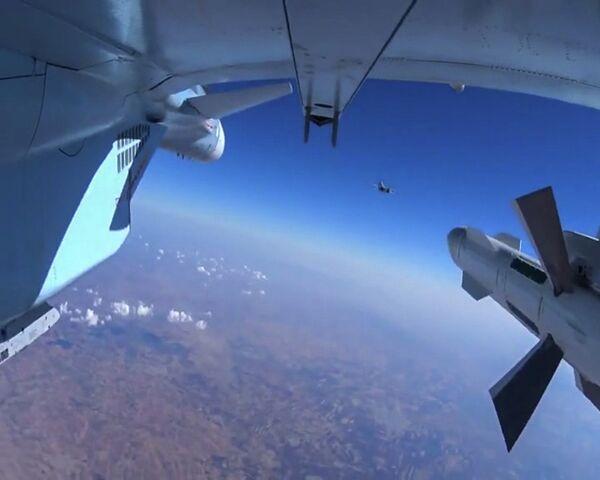 Авиаудары российских ВКС в Сирии - Sputnik Абхазия