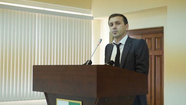 Выборы нового президента Федерации футбола Абхазии - Sputnik Абхазия