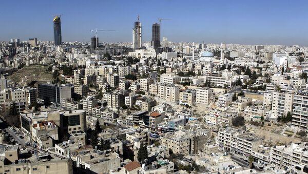 Вид на Амман. Архивное фото. - Sputnik Абхазия