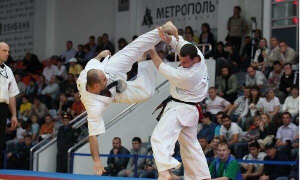 Чемпионат по киокусинкай. Архивное фото. - Sputnik Абхазия
