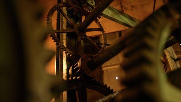 Городские часы.Механизм. - Sputnik Абхазия