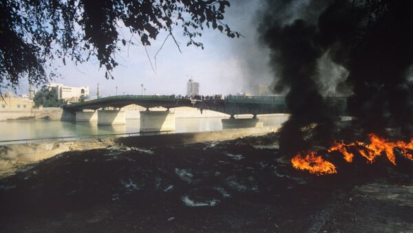 Ирак перед началом войны. Архивное фото - Sputnik Абхазия