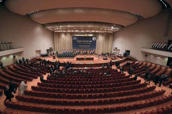 Парламент Ирака. - Sputnik Абхазия