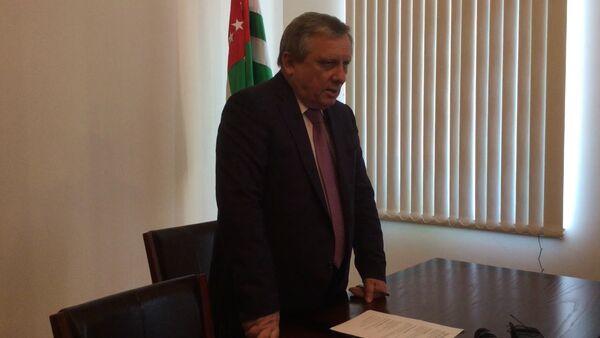 Победители «Золотой осени» встретились с премьер-министром республики - Sputnik Абхазия