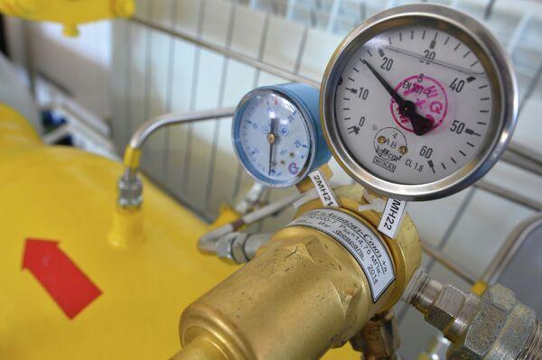 Церемония пуска газа по случаю завершения строительства газопровода-отвода в Казани - Sputnik Абхазия