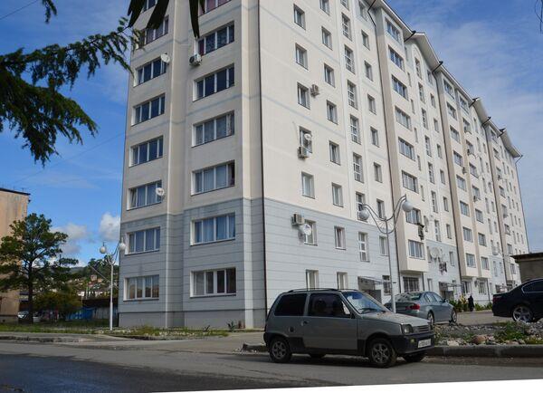 Дом по улице Басария, 83 - Sputnik Абхазия