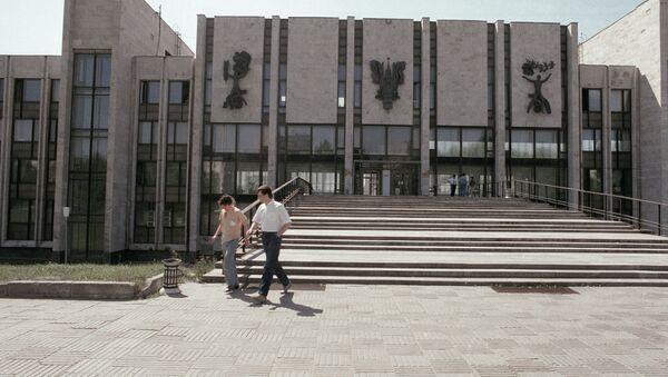 МГИМО. Архивное фото - Sputnik Абхазия