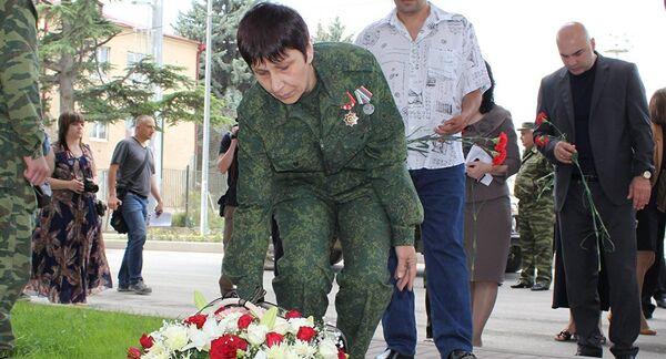 Президент фонда защиты раненых Мадина Плиева. - Sputnik Абхазия