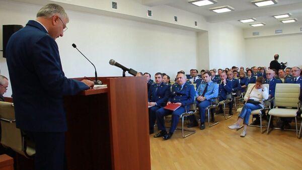 Генпрокурор прокомментировал криминогенную обстановку в стране - Sputnik Абхазия