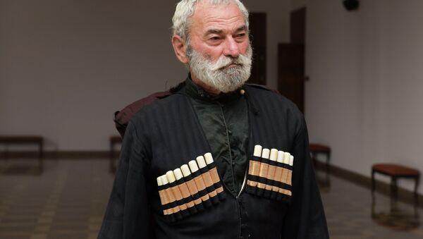 Сергеи Габниа. - Sputnik Аҧсны