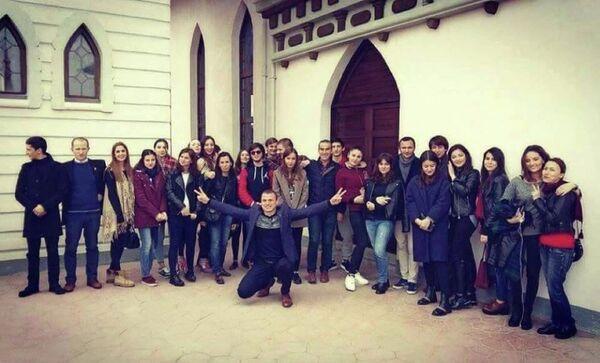 Студенты В Турции - Sputnik Аҧсны