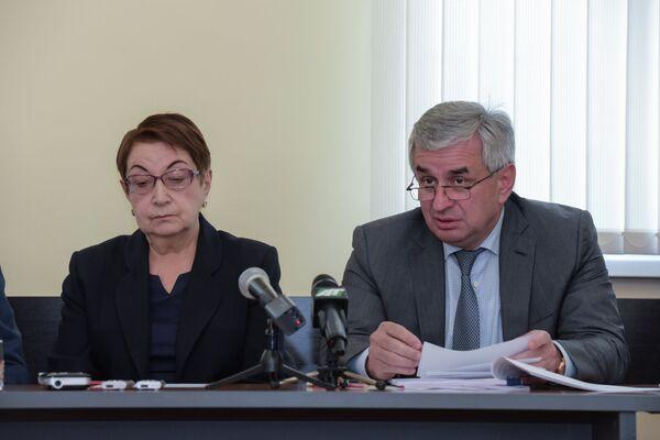 Встреча президента с общественной палатой. - Sputnik Аҧсны