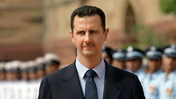 Президент Сирии Башар Асад. Архивное фото. - Sputnik Абхазия