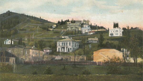 Сухум 1908. - Sputnik Абхазия