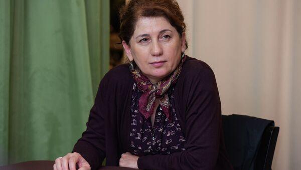 Лиана Кварчелия - Sputnik Абхазия