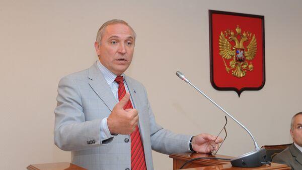 Виталий Бельский, Научный руководитель  Центра борьбы с терроризмом Института ЕврАзЭС - Sputnik Абхазия