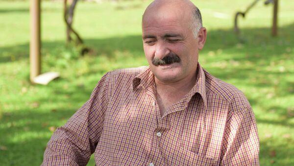 Ветеран Гурам Хагба. - Sputnik Аҧсны