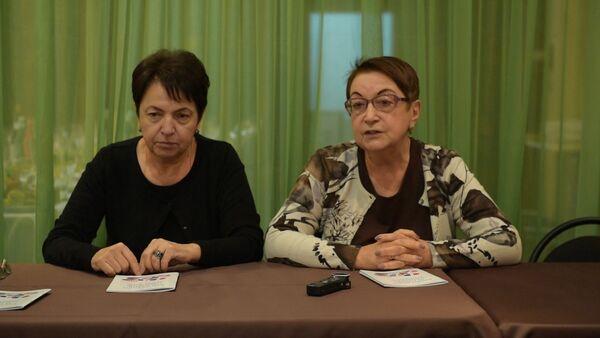 Нателла Акаба рассказала о взгляде женщин на проблемы безопасности - Sputnik Абхазия
