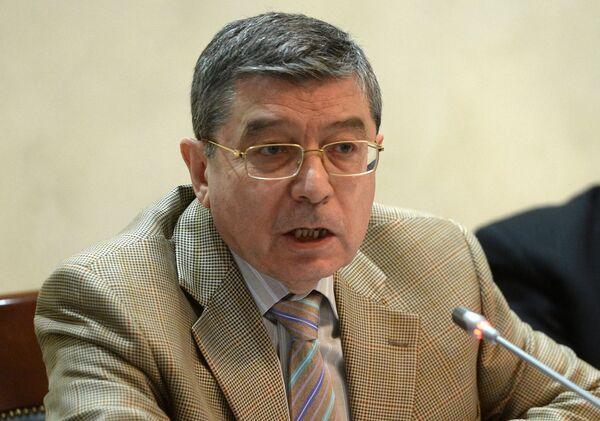 Член совета Общественной палаты Российской Федерации Иосиф Дискин. Архивное фото. - Sputnik Абхазия