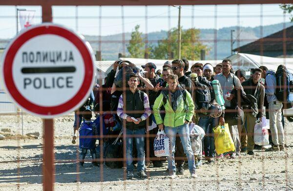 Мигранты. Архивное фото - Sputnik Абхазия