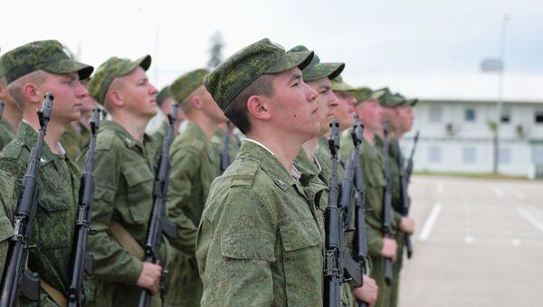 7 военная база. - Sputnik Абхазия