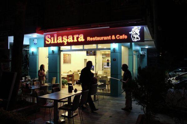 Ресторан абхазской кухни Сылашара в Стамбуле. - Sputnik Абхазия