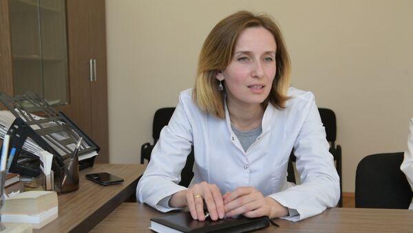 Реолог Лариса Ахуба рассказала о важности исследования вязкости крови - Sputnik Абхазия