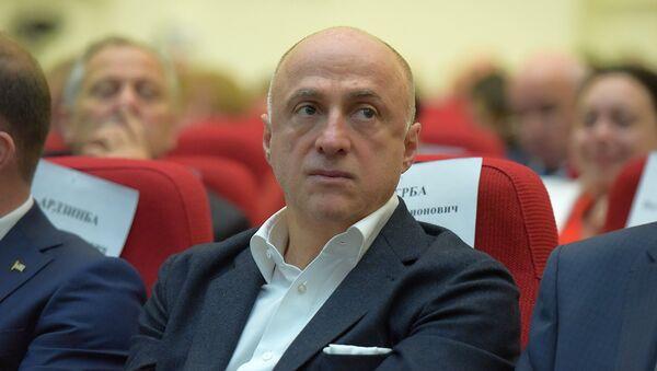 Беслан Агрба. - Sputnik Абхазия