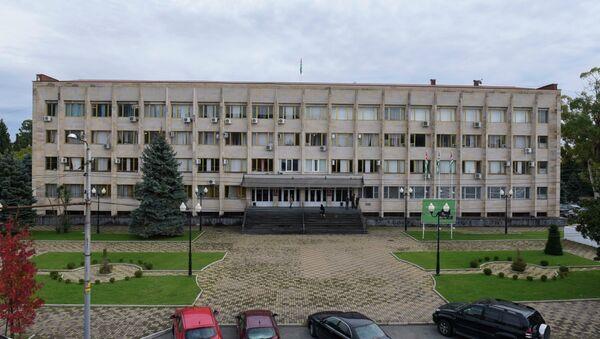 Кабинет министров. - Sputnik Аҧсны