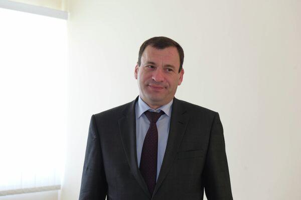 Тимур Эшба. - Sputnik Абхазия