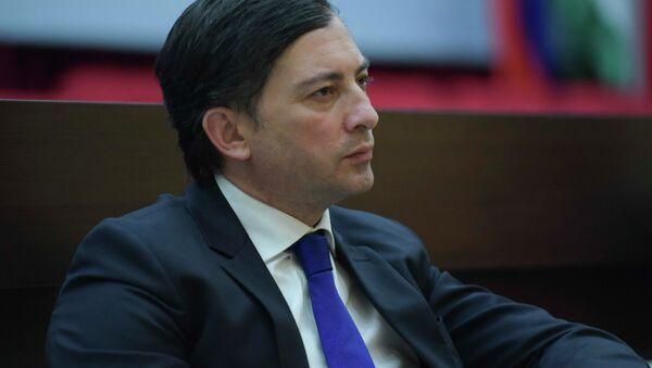 Вице-президент РА Виталий Габния. - Sputnik Абхазия