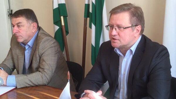 Лепехин рассказал о перспективах вступления Абхазии в ЕврАзЭС - Sputnik Абхазия