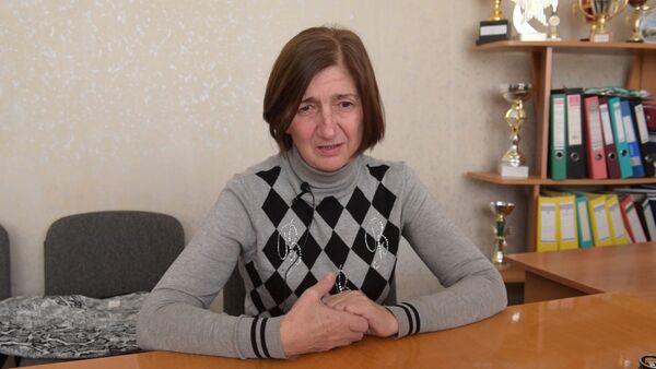 Нанули Хагба поделилась своими военными воспоминаниями - Sputnik Абхазия