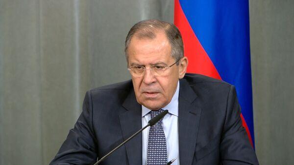 Лавров приравнял теракт на борту Airbus А321 к нападению на Россию - Sputnik Абхазия