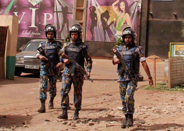 Полиция Мали. Архивное фото. - Sputnik Абхазия
