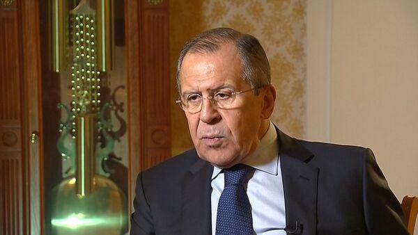Глава МИД РФ Сергей Лавров. Архивное фото - Sputnik Абхазия