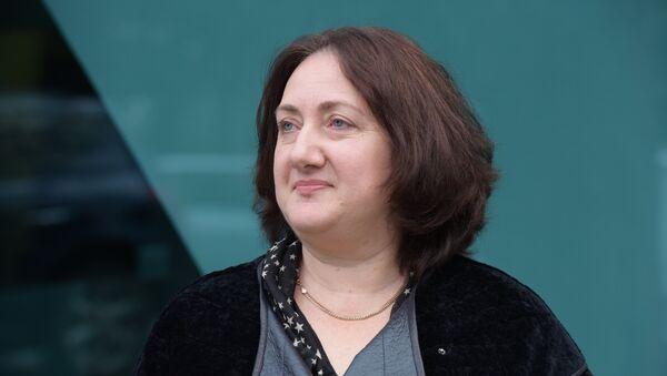 Ирина Куакуаскир - Sputnik Абхазия