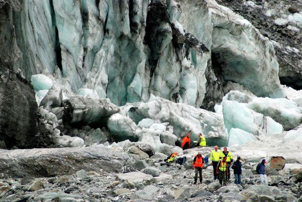 Ледник Фокса. Архивное фото. - Sputnik Абхазия