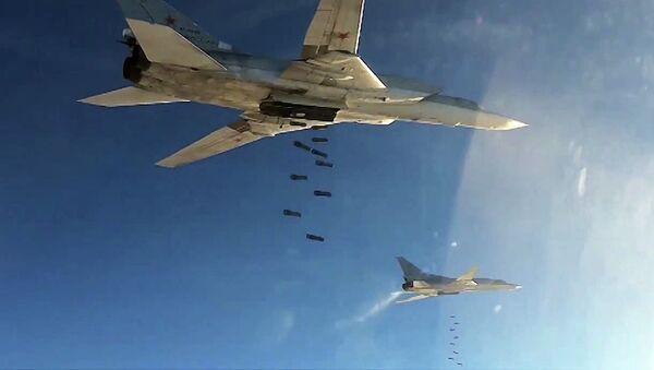 Самолеты ВВС РФ. Архивное фото - Sputnik Абхазия