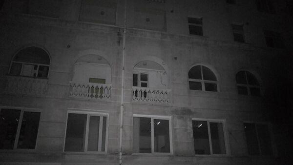 Как выглядит ночной Севастополь после отключения электричества в Крыму - Sputnik Абхазия