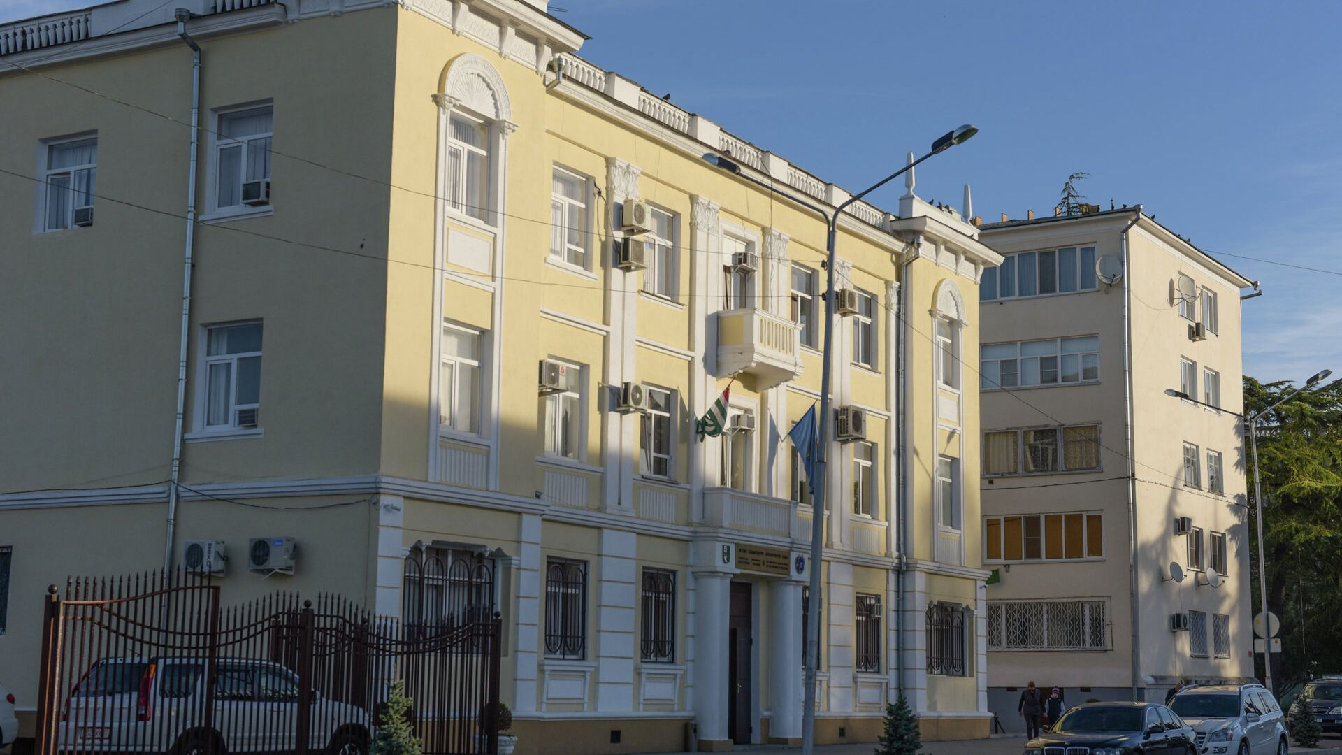 Генеральная прокуратура - Sputnik Абхазия, 1920, 11.10.2021