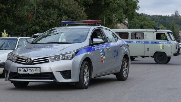 МВД - Sputnik Абхазия