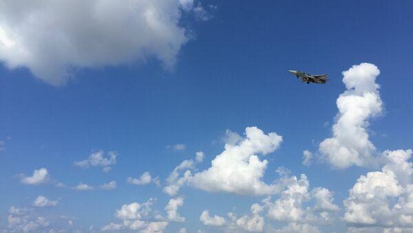 Российская боевая авиация на аэродроме Хмеймим в Сирии. Архивное фото - Sputnik Абхазия