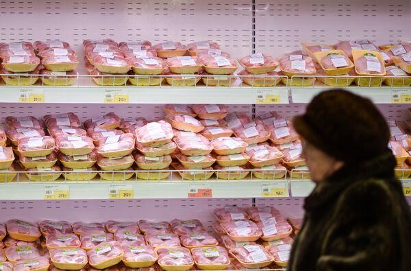 Россельхознадзор не пустил 162 тонны куриного мяса из Турции. - Sputnik Абхазия