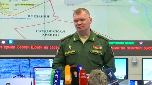 Генерал-майор Игорь Конашенков. Архивное фото - Sputnik Абхазия