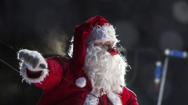 Дед Мороз - Sputnik Абхазия